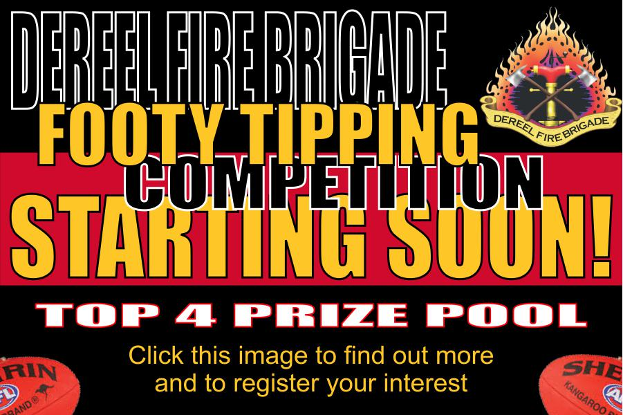 2018 Footy Tipping Starts Soon